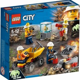 Lego Lego 60184 Mijnbouw team