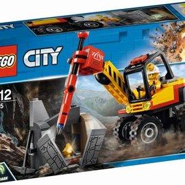 Lego Lego 60185 Krachtige mijnbouw splitter