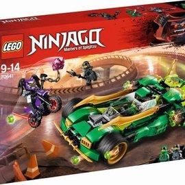 Lego Lego 70641 Ninja Nachtracer