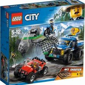 Lego Lego 60172 City Modderwegachtervolging