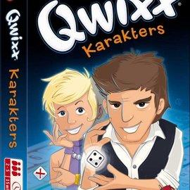 WhiteGoblinGames WGG Qwixx: Karakters