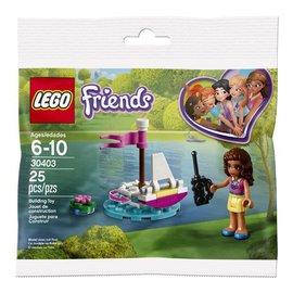 Lego Lego 30403 Olivia's Afstandsbestuurbare Boot