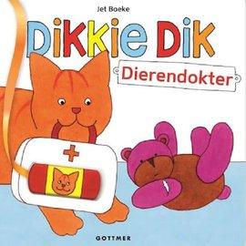 dikkie dik Dikkie Dik Dierendokter (kartonboek)