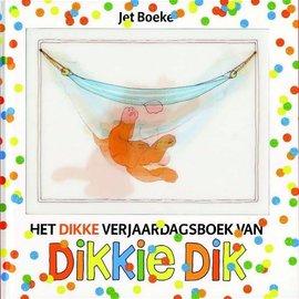 Dikkie Dik Het dikke verjaardagsboek van  , 30 verhalen
