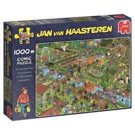 Jumbo Jan van Haasteren puzzel - De volkstuintjes (1000 stukjes)