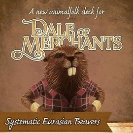 Chronicle Games Chronicle Games Dale of Merchants Beavers