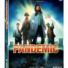 Z-Man Games Z-Man Games Pandemic (NL)