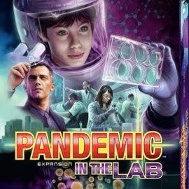 Z-Man Games Z-Man Games Pandemic In the lab (uitbreiding Engels)