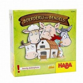 Haba Haba 302806 Boerderij vol bengels