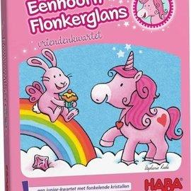 Haba Haba 301795 Eenhoorn Flonkerglans - Vriendenkwartet