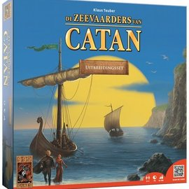999 Games 999 Games Catan De Zeevaarders (uitbreiding)
