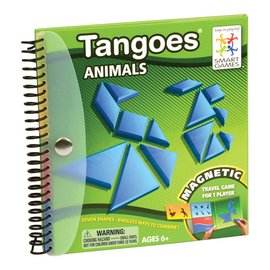 SmartGames SmartGames - Magnetic Travel Tangoes - Dieren