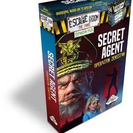 Identity Games Escape Room: The game expension - Secret Agent