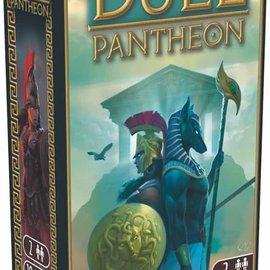 Asmodee 7 Wonders - Duel -  uitbreiding Pantheon Exp. NL