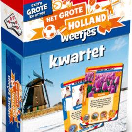Identity Games Kwartet - Het grote Holland weetjes