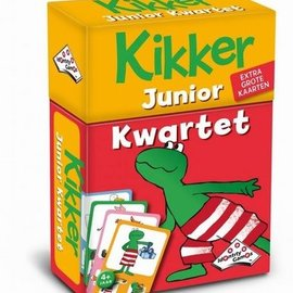 Identity Games Kwartet - Kikker junior