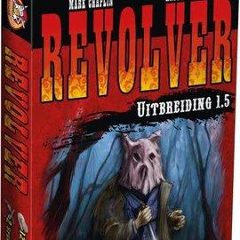 WhiteGoblinGames WGG Revolver: De dood komt te paard (uitbreiding 1.5)