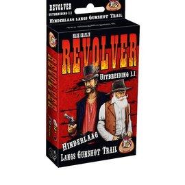WhiteGoblinGames WGG Revolver: Hinderlaag langs Gunshot trail (uitbreiding 1.1)