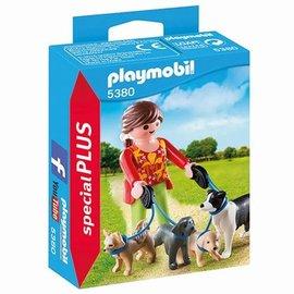 Playmobil Playmobil - Hondenoppas (5380)