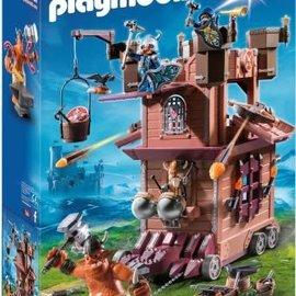 Playmobil Playmobil - Mobiele aanvalstoren van de dwergen (9340)