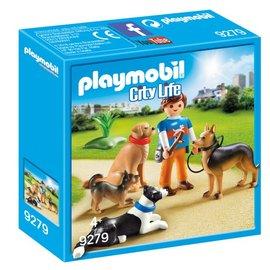 Playmobil Playmobil - Hondenbegeleider (9279)