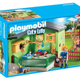 Playmobil Playmobil - Kattenverblijf  (9276)