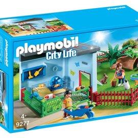 Playmobil Playmobil - Knaagdierenverblijf (9277)