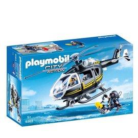 Playmobil Playmobil - SIE Helikopter (9363)