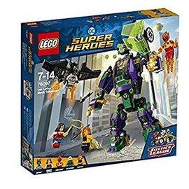 Lego Lego 76097 Lex Luthor Mech Takedown