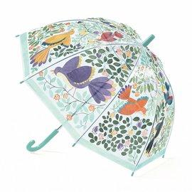 Djeco Djeco 4804 Paraplu - Bloemen en vogels