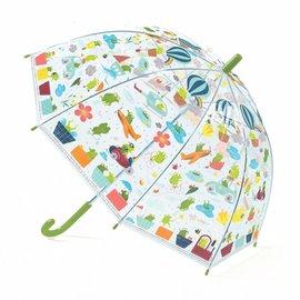 Djeco Djeco 4808 Paraplu - Kikkers