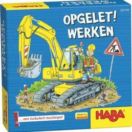 Haba Haba 302749 Opgelet! Werken