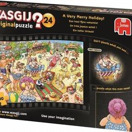 Jumbo Wasgij Original 24: Een heel fijne vakantie! (1000 stukjes)