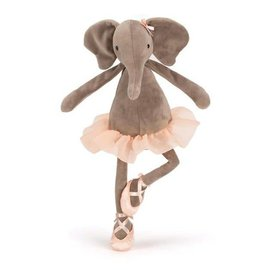 Jellycat JellyCat Dancing Darcey Elephant (33cm)