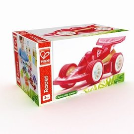 Hape Hape Mini auto Raceauto bamboe