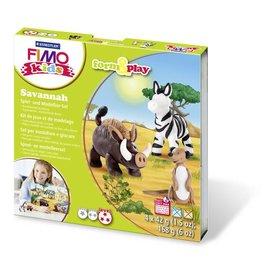 Staedtler Fimo kids - Form & Play - Savanne
