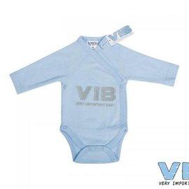 Very Important Baby Very Important Baby - Romper V.I.B. (blauw)