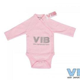 Very Important Baby Very Important Baby - Romper V.I.B. (roze)