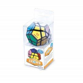 Recent Toys Breinpuzzel Sleutelhanger Mini Skewb
