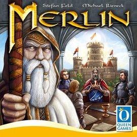 Queen games Merlin (Eng, Fra, Dui)