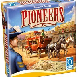 Queen games Pioneers (Eng, Fra, Dui)