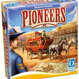 Queen games Queen Games Pioneers (Eng, Fra, Dui)