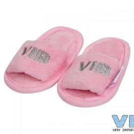 Very Important Baby Very Important Baby - Baby slipper roze