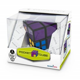 Recent Toys Pocket Cube breinpuzzel