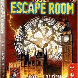 999 Games 999 Games Pocket Escape Room: Het lot van London