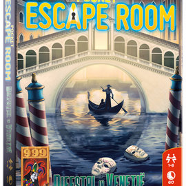 999 Games 999 Games pocket Escape Room: Diefstal in Venetië