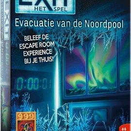 999 Games 999 Games Exit - Evacuatie van de Noordpool