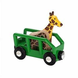 Brio Brio 33724 Safari wagon en dier