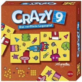 Heye Heye puzzel Crazy 9 Doodles puzzelspel