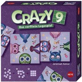 Heye Heye Crazy 9 Owls ( uilen ) puzzelspel